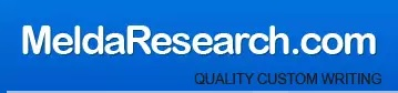 services of MeldaResearch